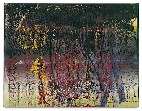 Gerhard Richter: A B, St. James, 1988,