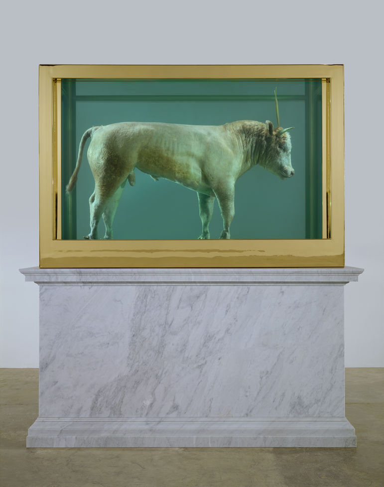 Damien First: Golden Calf, 2008