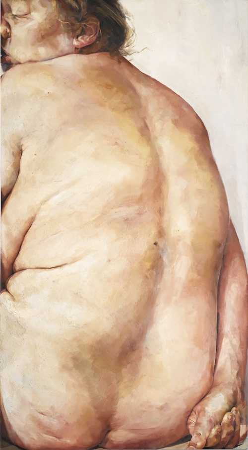 Jenny Saville: Juncture, 1994