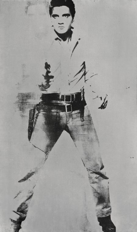 Andy Warhol: Double Elvis / 1963