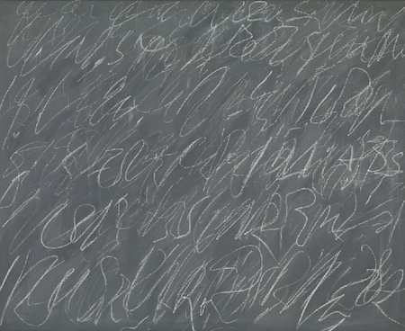 Cy Twombly: Untiteled (New York City)