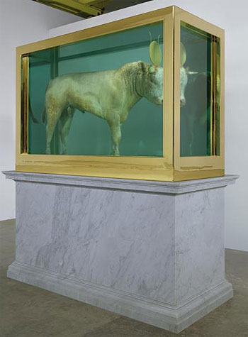 Damien Hirst: The Golden Calf / 2008